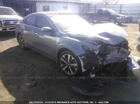 Salvage Nissan Altima
